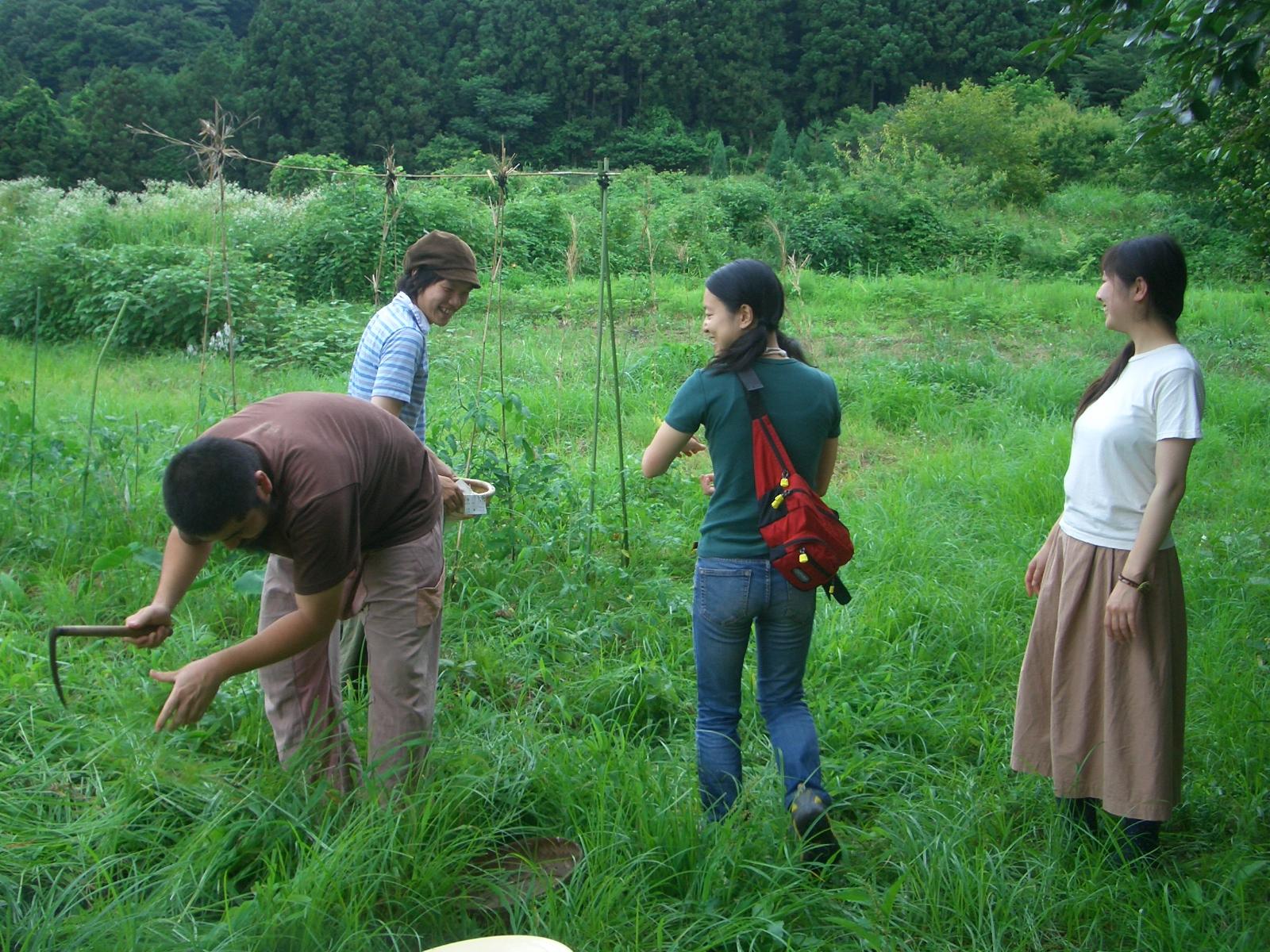 亜由美さん、くまさんのユニット Comugi とお友達ファミリー